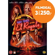 Produktbilde for Bad Times At The El Royale (DVD)