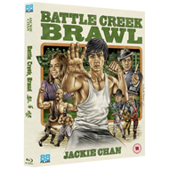 Battle Creek Brawl (UK-import) (BLU-RAY)