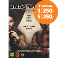 Produktbilde for BlacKKKlansman (DVD)