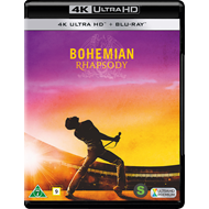 Bohemian Rhapsody (4K Ultra HD + Blu-ray)