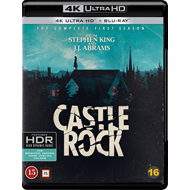 Castle Rock - Sesong 1 (4K Ultra HD + Blu-ray)