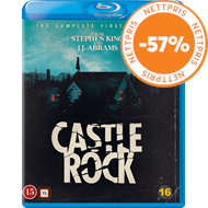 Produktbilde for Castle Rock - Sesong 1 (BLU-RAY)