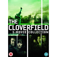 Produktbilde for Cloverfield 1-3: The Collection (UK-import) (DVD)