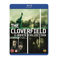 Cloverfield 1 - 3 (BLU-RAY)