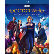 Produktbilde for Doctor Who - Sesong 11 (UK-import) (BLU-RAY)