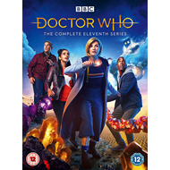 Produktbilde for Doctor Who - Sesong 11 (UK-import) (DVD)
