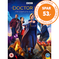 Doctor Who - Sesong 11 (UK-import) (DVD)