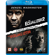 The Equalizer 1 + 2 (BLU-RAY)