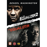 The Equalizer 1 + 2 (DVD)