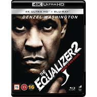 The Equalizer 2 (4K Ultra HD + Blu-ray)