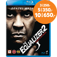 Produktbilde for The Equalizer 2 (BLU-RAY)