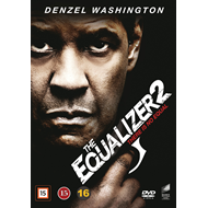 The Equalizer 2 (DVD)