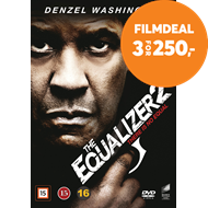 Produktbilde for The Equalizer 2 (DVD)