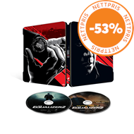 Produktbilde for The Equalizer 2 - Limited Steelbook Edition (DK-import) (BLU-RAY)
