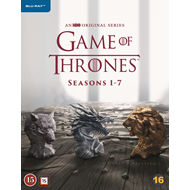 Game Of Thrones - Sesong 1 - 7 (BLU-RAY)