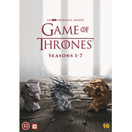 Game Of Thrones - Sesong 1 - 7 (DVD)