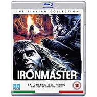 Ironmaster (UK-import) (BLU-RAY)