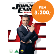 Produktbilde for Johnny English Strikes Again (DVD)