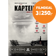 Produktbilde for Kapteinen (DVD)