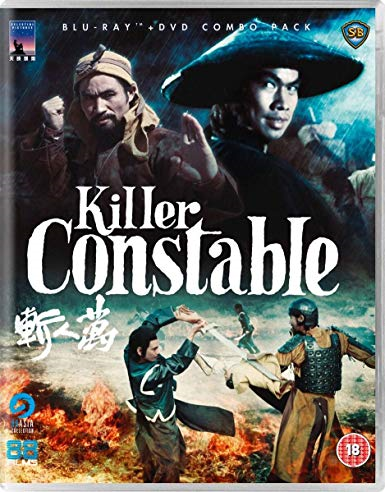 Killer Constable (UK-import) (BLU-RAY)