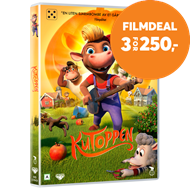 Produktbilde for Kutoppen (DVD)