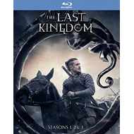 The Last Kingdom - Sesong 1-3 (UK-import) (BLU-RAY)