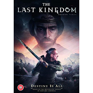 Produktbilde for The Last Kingdom - Sesong 3 (UK-import) (DVD)
