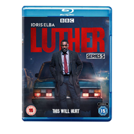 Luther - Sesong 5 (UK-import) (BLU-RAY)