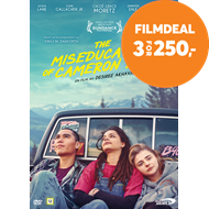 Produktbilde for The Miseducation Of Cameron Post (DVD)