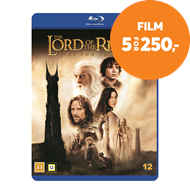 Produktbilde for Ringenes Herre 2 - To Tårn (BLU-RAY)