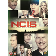 NCIS - Naval Criminal Investigative Service - Sesong 15 (DVD)