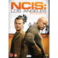 NCIS: Los Angeles - Sesong 8 (DVD)