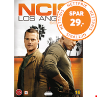 Produktbilde for NCIS: Los Angeles - Sesong 8 (DVD)