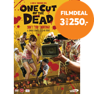 Produktbilde for One Cut Of The Dead (DVD)