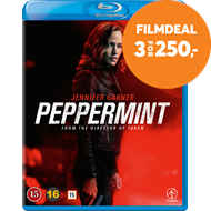 Produktbilde for Peppermint (BLU-RAY)