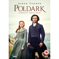 Poldark - Sesong 4 (UK-import) (DVD)