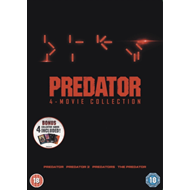 Produktbilde for Predator Quadrilogy (UK-import) (DVD)
