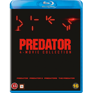 Produktbilde for Predator 1-4 (BLU-RAY)