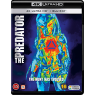 Produktbilde for The Predator (2018) (4K Ultra HD + Blu-ray)