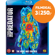 Produktbilde for The Predator (2018) (BLU-RAY)