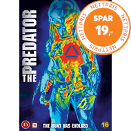 Produktbilde for The Predator (2018) (DVD)