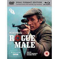 Produktbilde for Rogue Male (UK-import) (Blu-ray + DVD)
