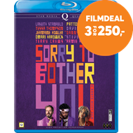 Produktbilde for Sorry To Bother You (BLU-RAY)