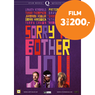 Produktbilde for Sorry To Bother You (DVD)