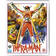 Produktbilde for The Super Inframan (UK-import) (DVD)