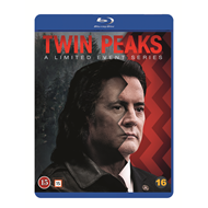 Twin Peaks: A Limited Event Series (2017) (BLU-RAY)
