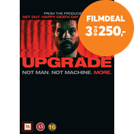 Produktbilde for Upgrade (DVD)