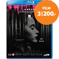What Keeps You Alive + It Stains The Sands Red (BLU-RAY)