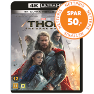 Thor 2 - The Dark World (4K Ultra HD + Blu-ray)