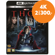 Produktbilde for Thor 1 (4K Ultra HD + Blu-ray)